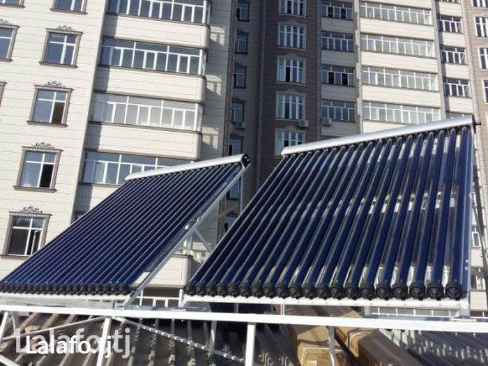 Эффективные водонагреватели - в Душанбе
