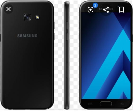 Yeni Samsung Galaxy A5 2017 32 GB qara. Photo 1