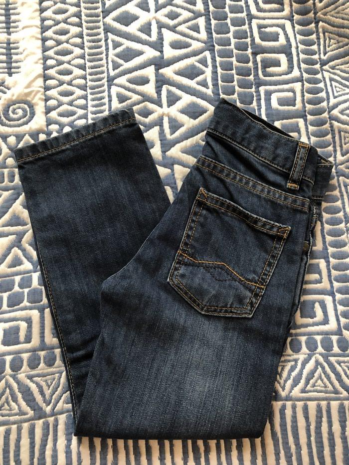 Новые джинсы на мальчика 4-5 лет. Photo 0