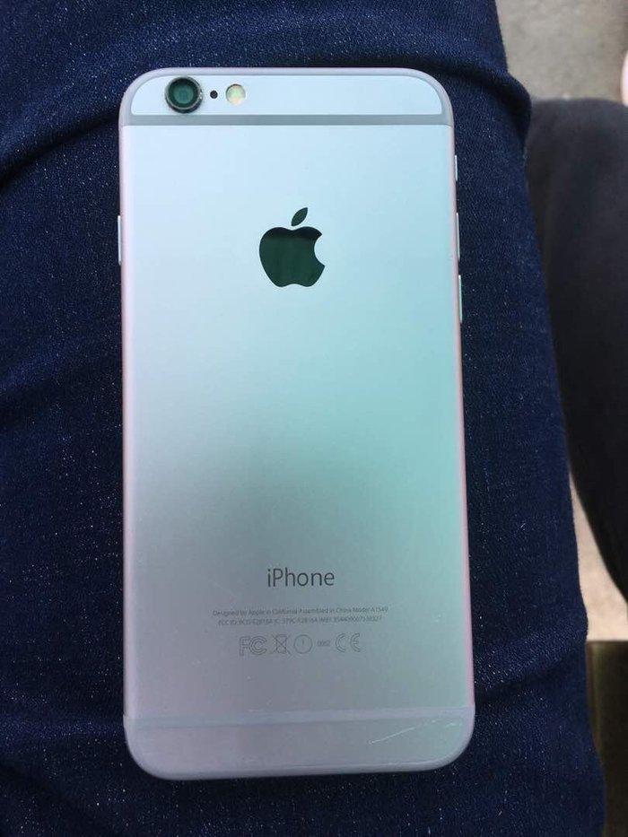 Продаю iphone 6 space grey!!! 16 gb!!! В комплекте чехол и зарядка!!!  в Бишкек