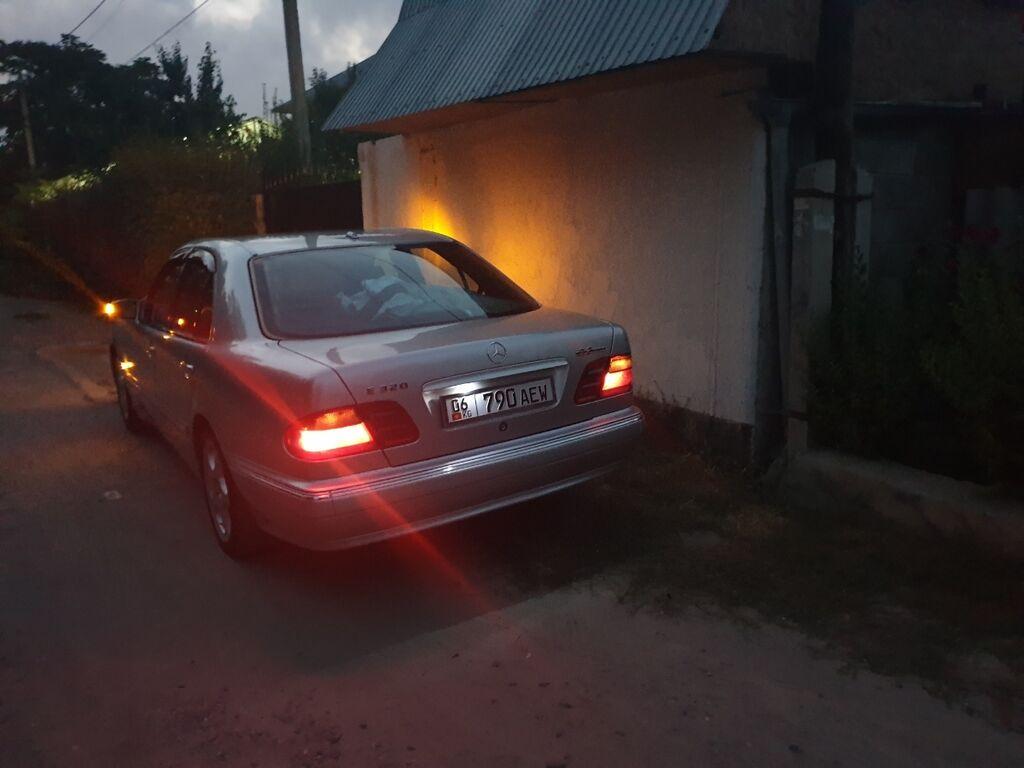 Mercedes-Benz E 320 3.2 л. 2000   Объявление создано 15 Сентябрь 2021 13:54:40: Mercedes-Benz E 320 3.2 л. 2000