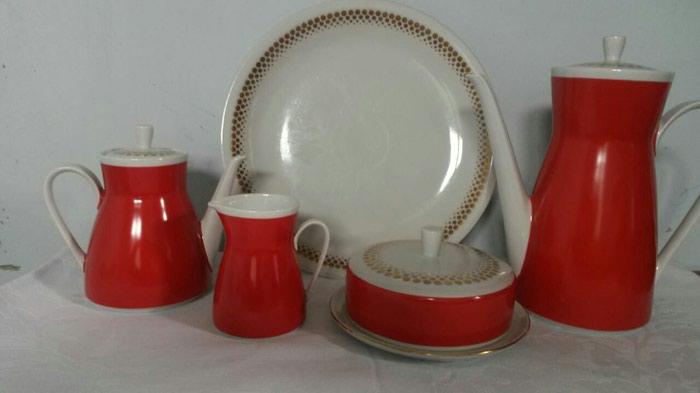 Чайный сервиз, гдр 5 персон. Photo 1