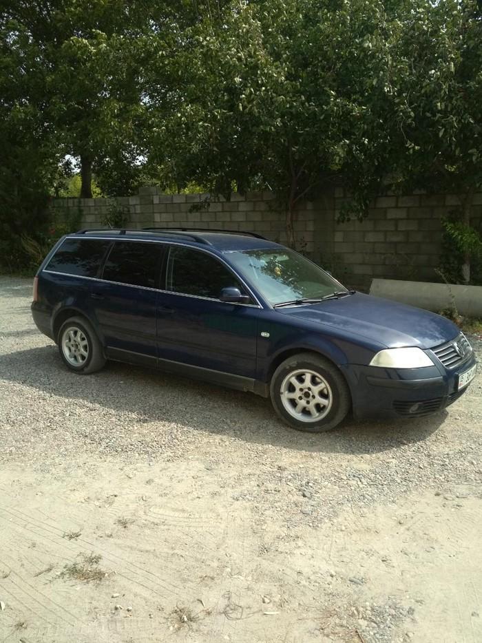 Volkswagen Passat 2001. Photo 0