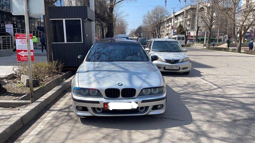 BMW 5 series 3 л. 2003: BMW 5 series 3 л. 2003