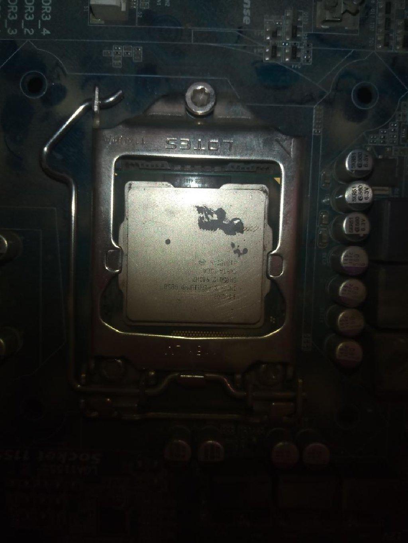 Процессор intel g850