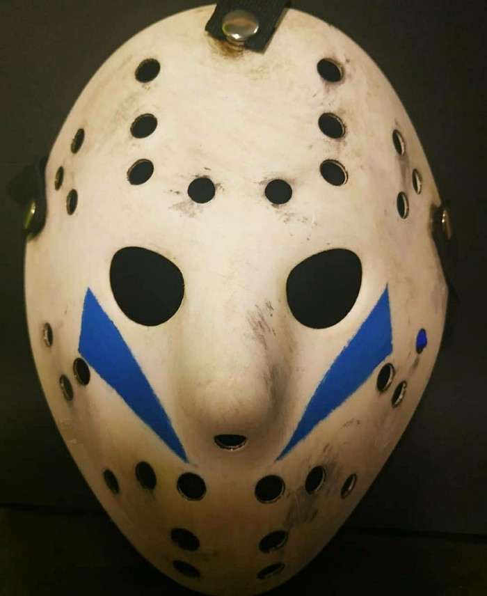 Friday the 13th part 5 mask. Photo 0