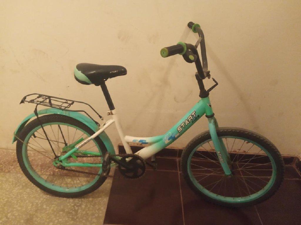 Uşaq velosipedi satılır.Razmeri-20