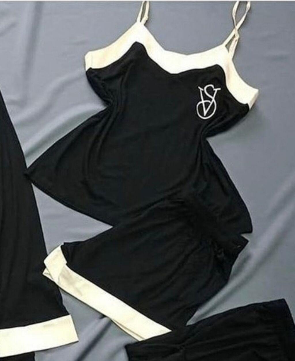 по цене: 300 KGS: Продаю пижаму майку с шортами