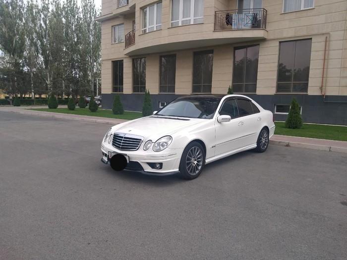 Mercedes-Benz E 320 2003. Photo 1