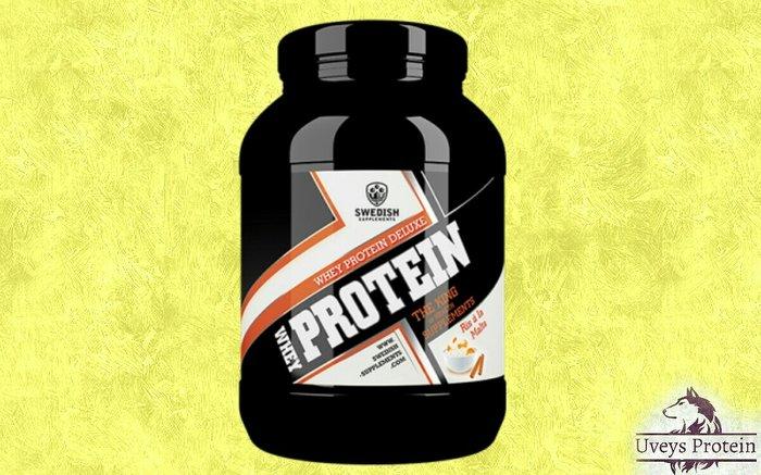 Bakı şəhərində Isveçrənin Swedish firmasının istehsalı Concentrate Whey Protein,