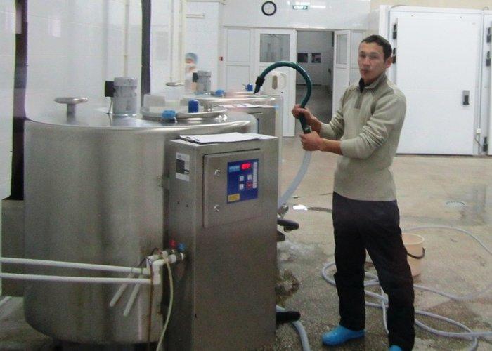 Работники на молочное и мясное производство и в сферу сельского в Душанбе