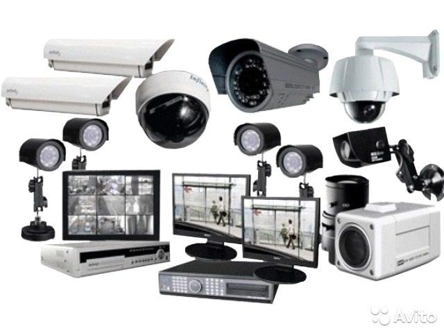 Видеонаблюдения Камеры в Бишкек