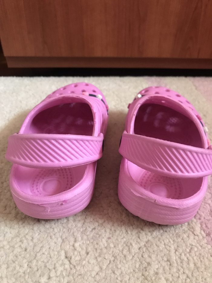 Prelepe polino papucice br 22. Photo 2