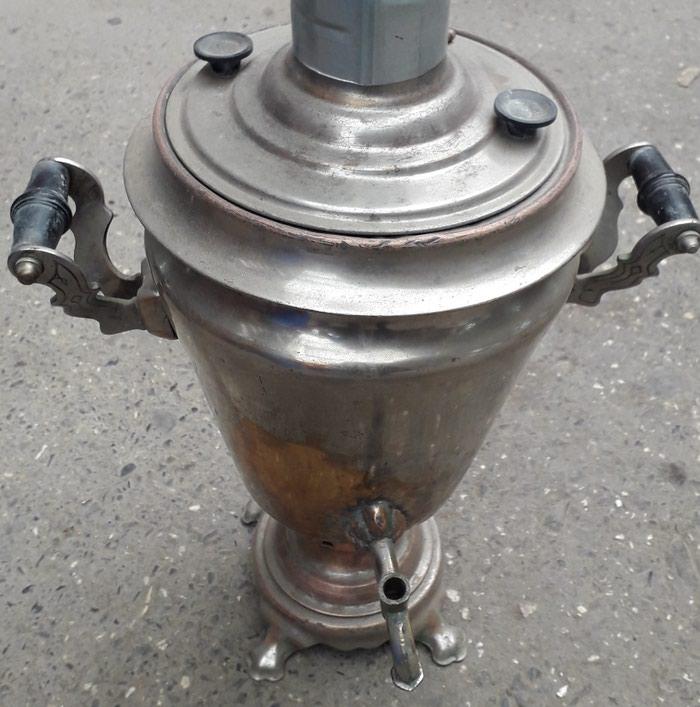 Samovar 5 litr. Photo 0