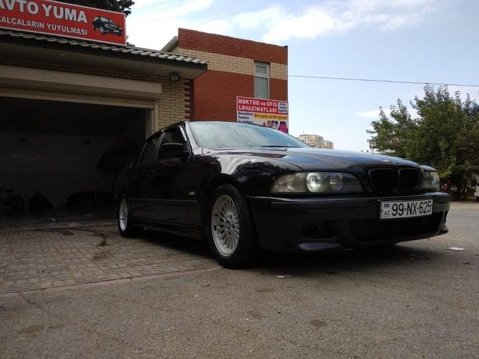 BMW 528 1998. Photo 6