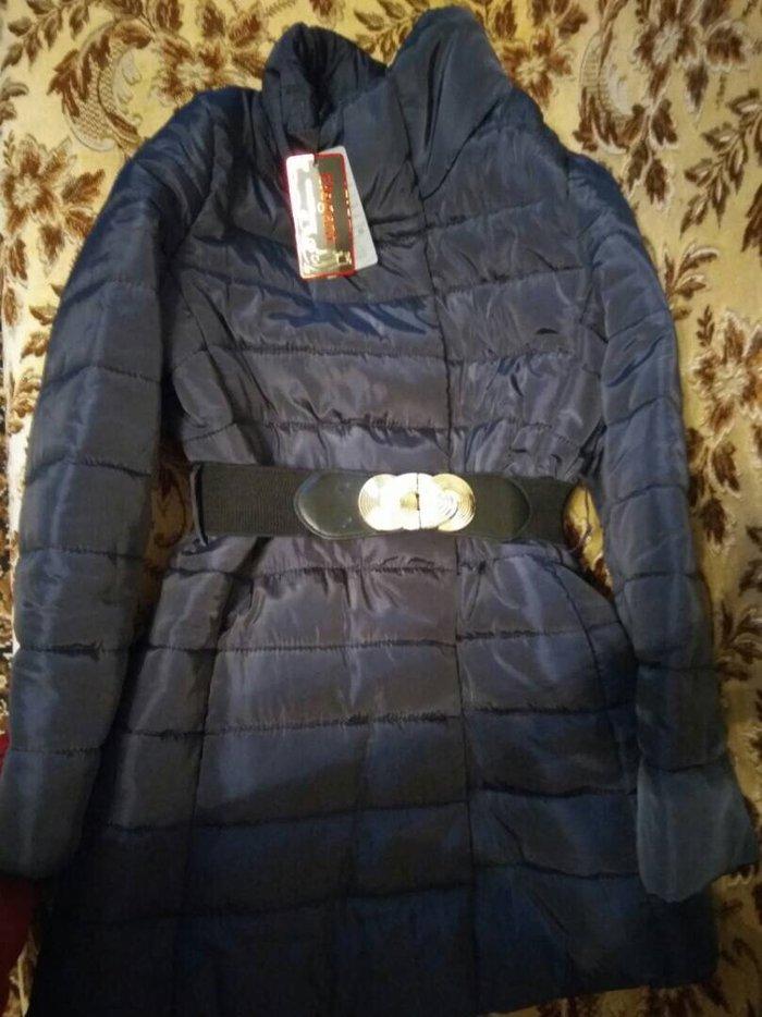 Продается зимняя куртка новая размер 36 по нашему 42 прошу 1300 в Бишкек