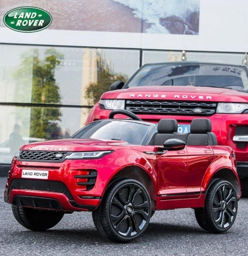 Sevilən maşın 👉Range Rover1-Dəri və çox rahat oturacaq   Elan yaradılıb 13 Oktyabr 2021 10:35:59   UŞAQ ÜÇÜN ELEKTRIK MAŞINLARI: Sevilən maşın 👉Range Rover1-Dəri və çox rahat oturacaq