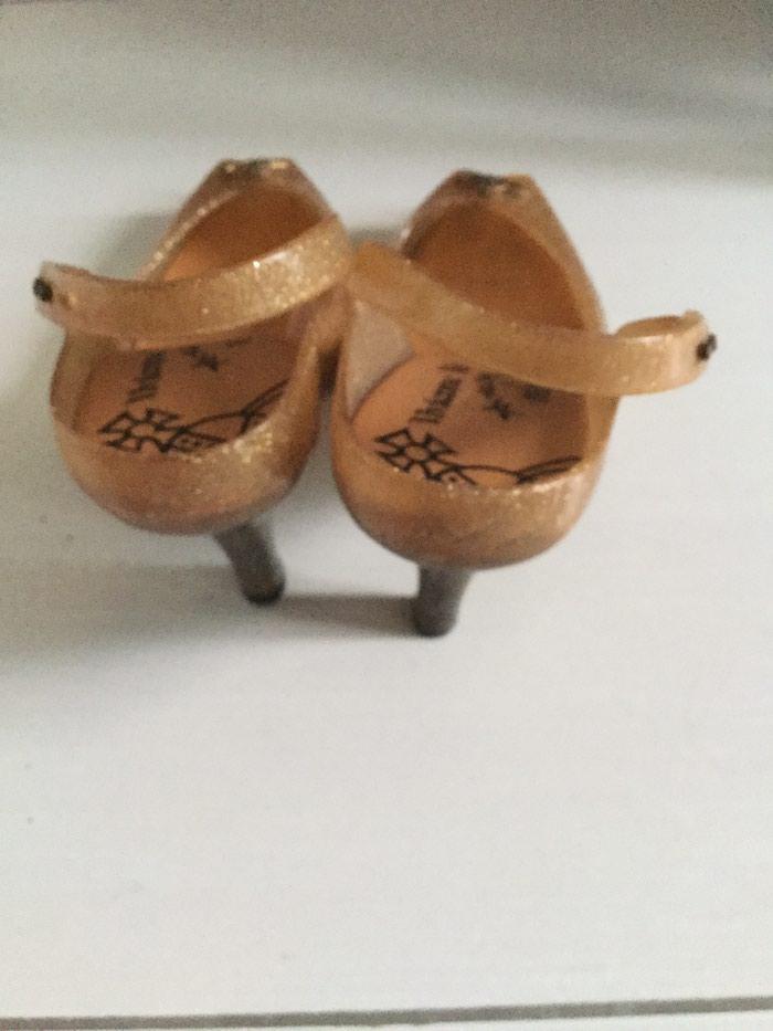 Vivienne Westwood / Melissa sandals 8cm used, size 40. Price: 15€. Photo 2