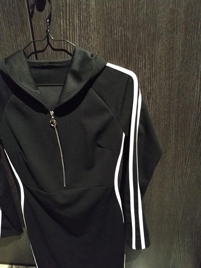 Φόρεμα καινούριο, νούμερο s/m, αθλητικό στυλ με κουκούλα σε Αθήνα