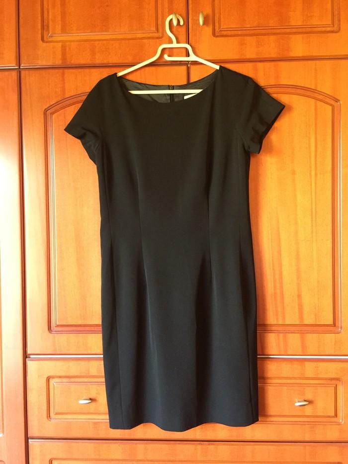 Φορεμα μαυρο γραφειου . Photo 0