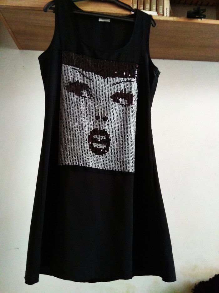 Индийское лёгкое платье, абсолютно новое. длинна до колена.. Photo 1