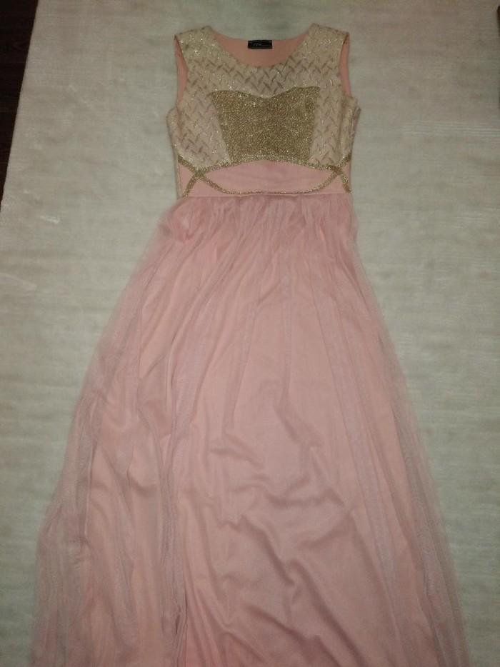 Платье, 1 раз одевала. размер S-M. . Photo 5