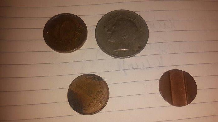 Bakı şəhərində moneti za vse 20 manat