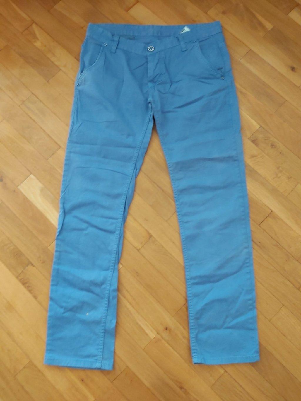 Pantalone MARIO CAVALLINI plave boje, br