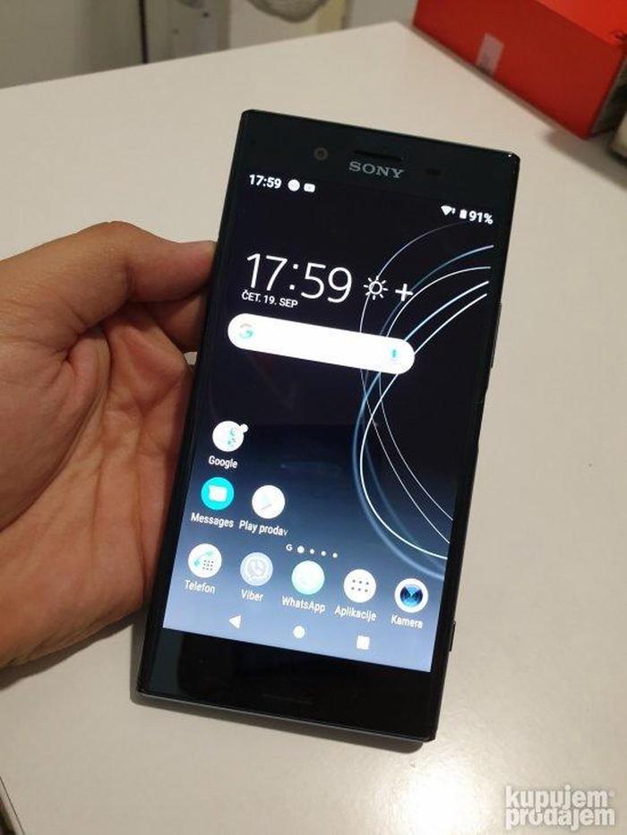 Sony Xperia XZ premium full pack ODLICAN