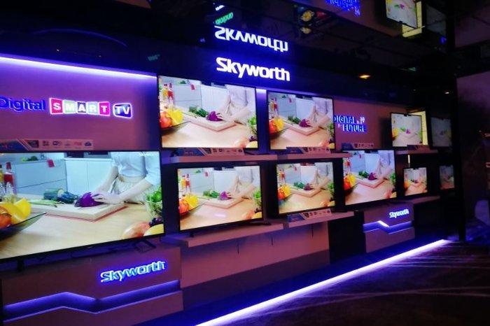 Skyworth 49 smart 24750 3 года гарантии в Лебединовка
