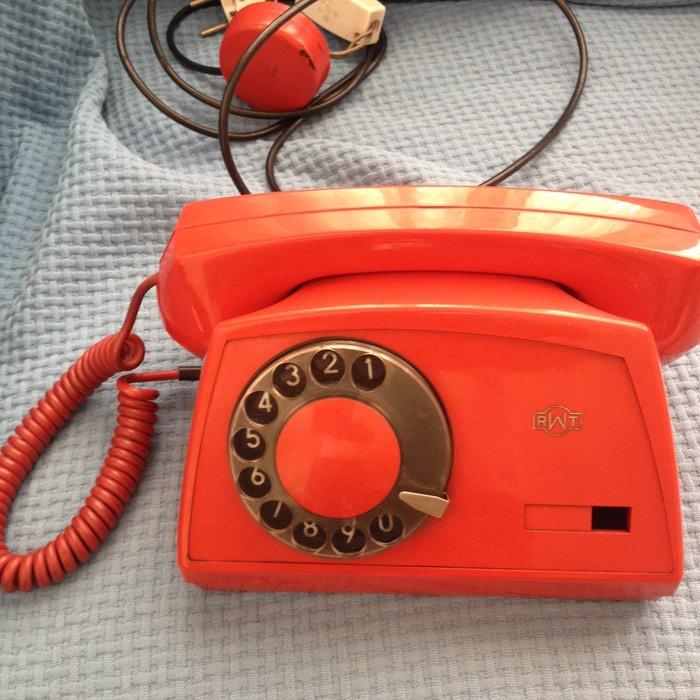 Τηλέφωνο παλαιού τύπου. Λειτουργεί. σε Κεντρική Θεσσαλονίκη