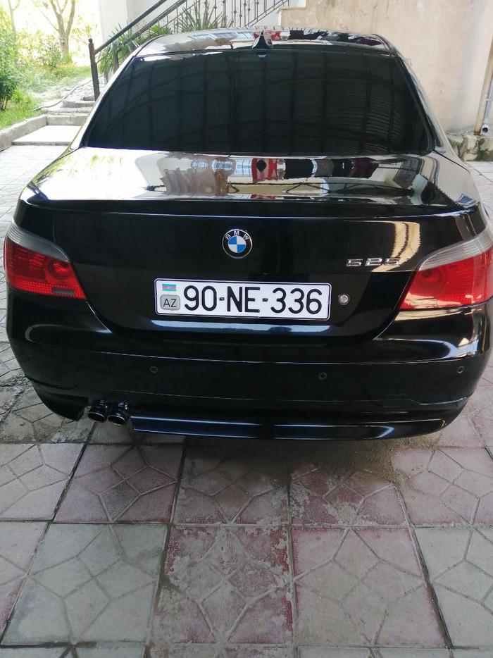 BMW 525 2006. Photo 1