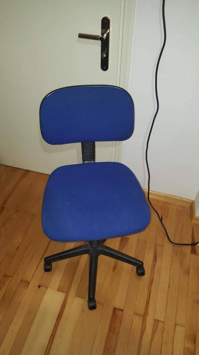 Καρέκλα γραφείου ελάχιστα χρησιμοποιημένη
