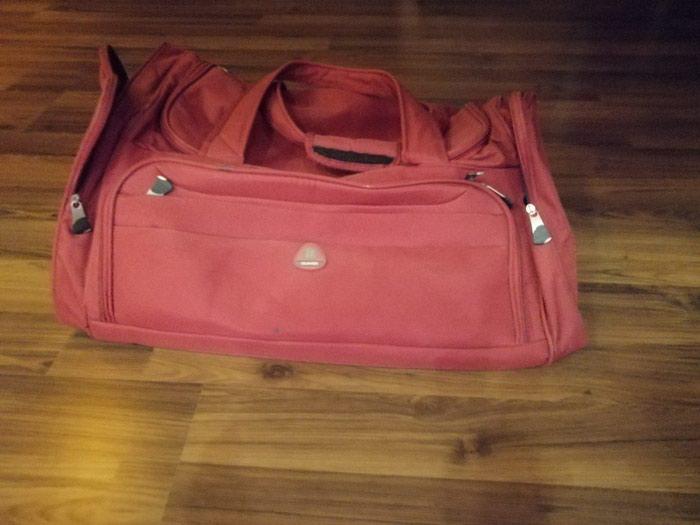 Βαλίτσες DELSEY 3 τεμάχια και ένα σακίδιο hander σε αριστη κατάσταση. . Photo 4