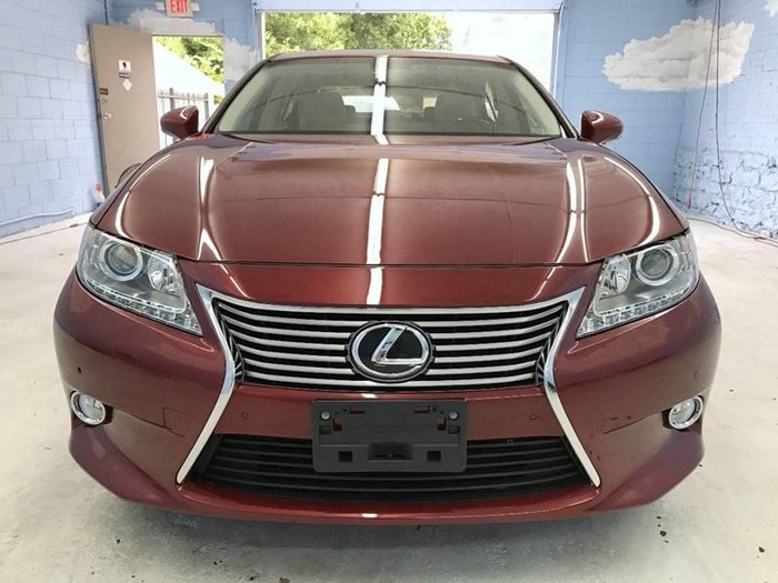 Lexus ES 2015. Photo 2