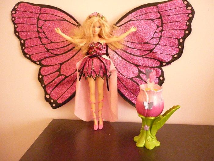 Barbie maripossa + δωρο το λουλουδενιο. Photo 0