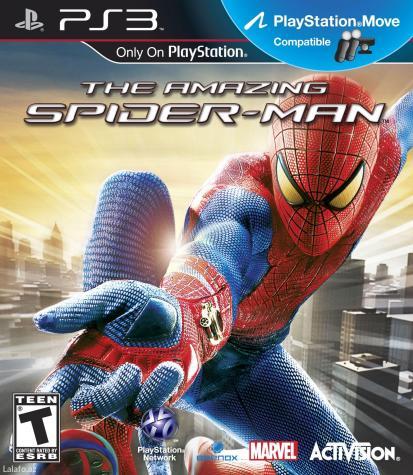 Bakı şəhərində Amazing spider man (диск для ps3)