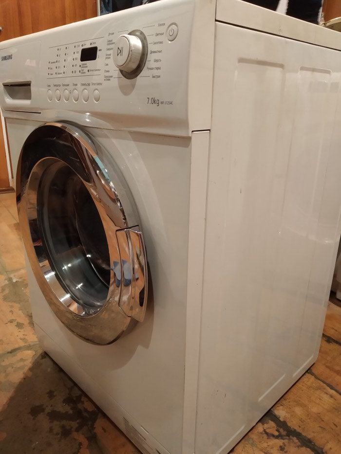 Avtomatik Washing Machine Samsung 7 kg.. Photo 4