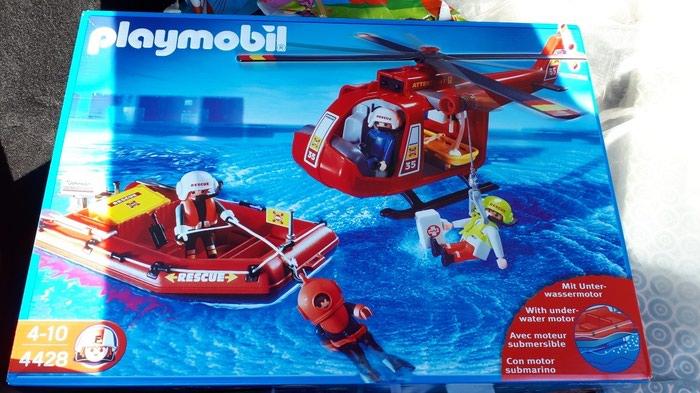 Playmobil καινουργιο αχρησιμοποιητο.Συσκευασια κλειστη. σε Υπόλοιπο Αττικής