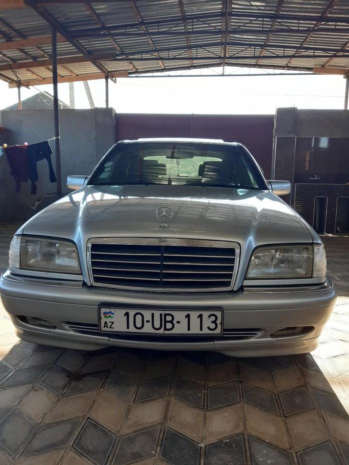 Mercedes-Benz C 180 1998. Photo 0