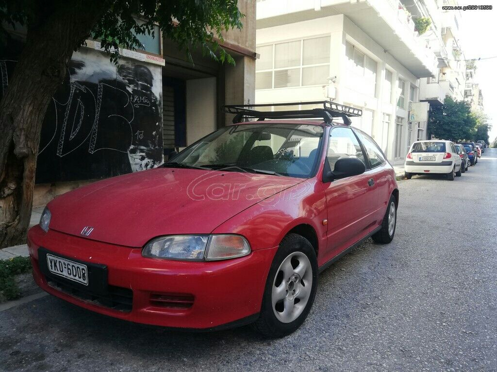 Honda Civic 1.3 l. 1995 | 156000 km