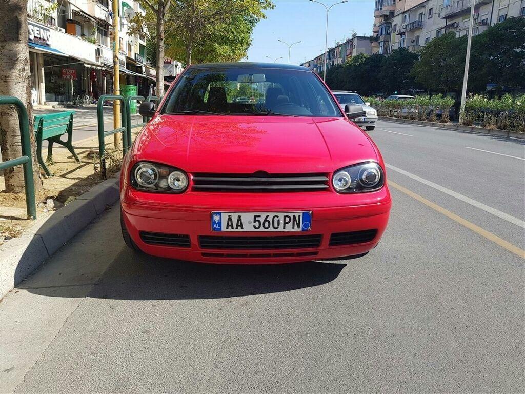 Volkswagen - Πρέσπες: Volkswagen Golf 2.3 l. 2002   175000 km