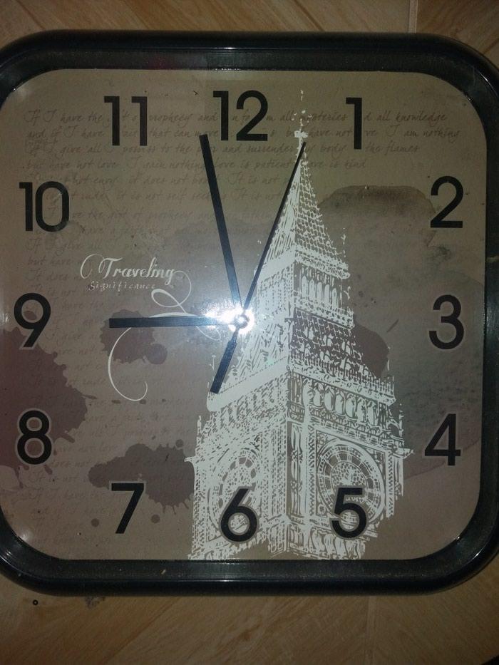 Zidni sat ocuvan. Photo 3