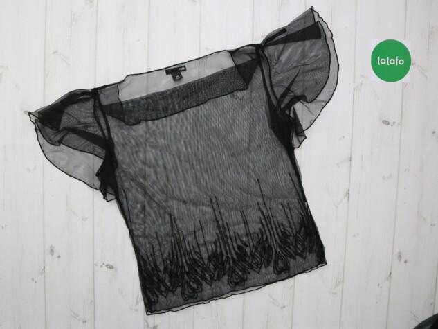 Блузка с рукавами-крылышками H&M,р.M