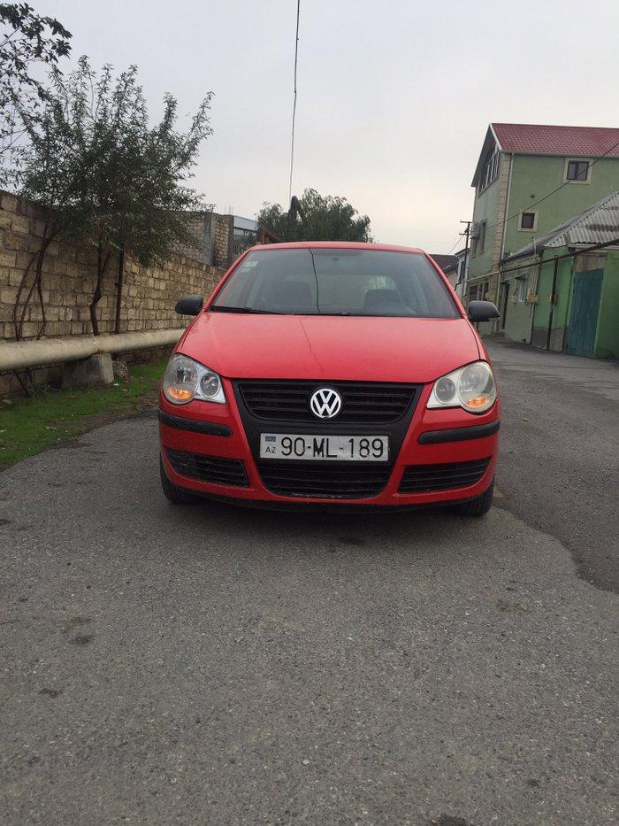 Bakı şəhərində Volkswagen Polo 2008
