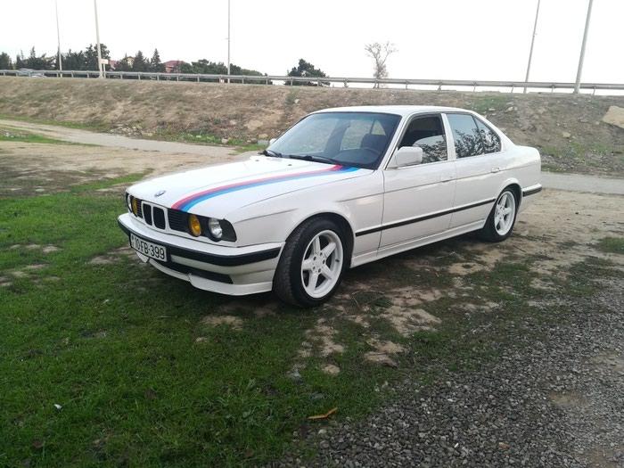 BMW 525 1990. Photo 5