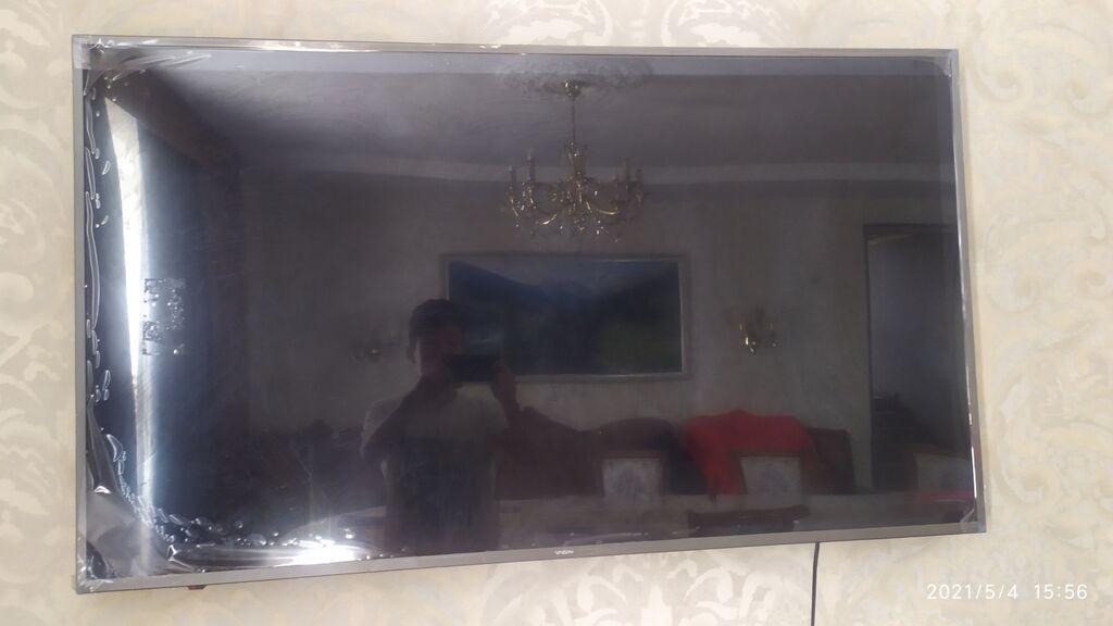 Yasin, Smart TV 55дюйм. Состояние идеальное, коробка, пленка: Yasin, Smart TV 55дюйм. Состояние идеальное, коробка, пленка