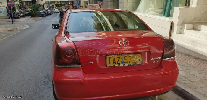 Toyota Avensis 2005. Photo 2