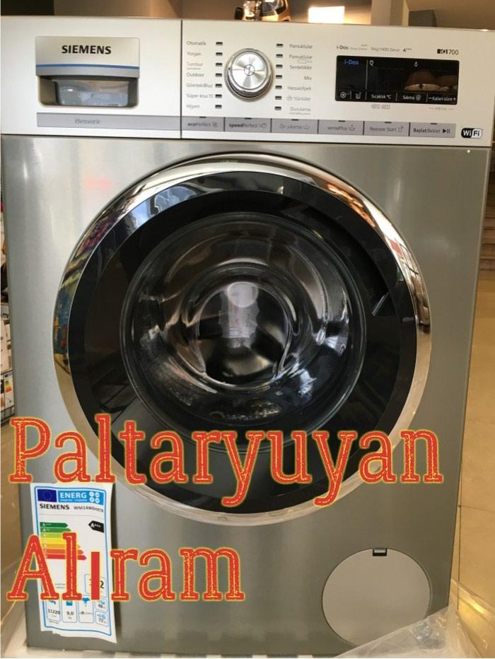 Bakı şəhərində  Avtomatik Washing Machine up to 4 kg.