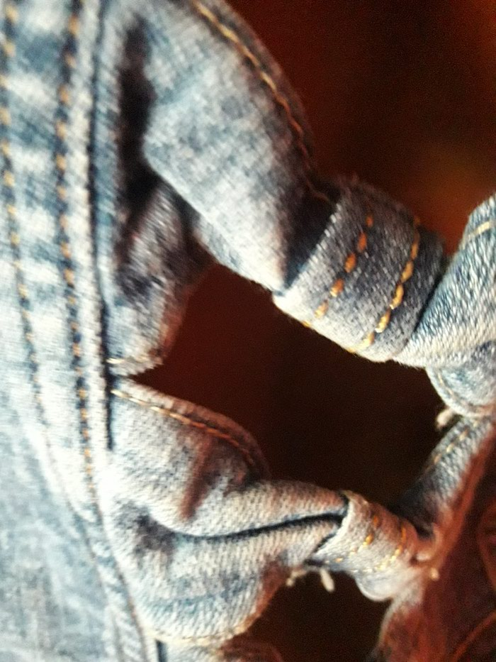 Dzins nova jakna sa velikim procentom elastina. Photo 3
